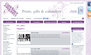 'Manufacturers - Curiouser and Curiouser' - www_curiouserandcuriouser_com_shop_manufacturers