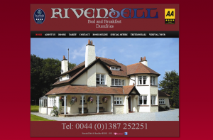 rivendell b&b dumfries blog