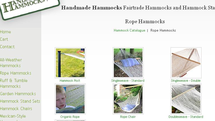 handmade hammocks 2013