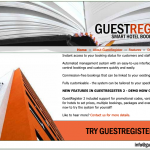 GuestRegister - Smart Hotel Booking Software